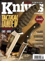 Knives Illustrated issue May/Jun 2017