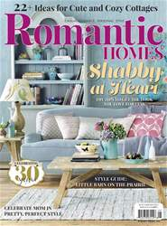 Romantic Homes issue May 2017