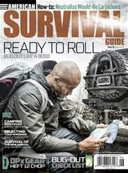 American Survival Guide issue June 2017
