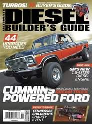 Ultimate Diesel Builders Guide issue Apr/May 2017