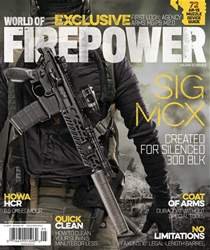World of Fire Power issue May/Jun 2017