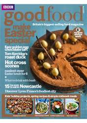 BBC Good Food issue April 2017