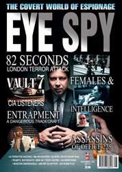 Eye Spy issue Eye Spy
