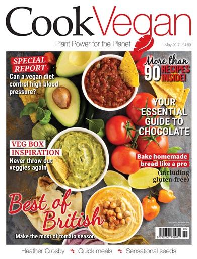 Cook Vegan Preview