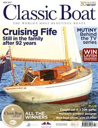 Classic Boat issue May 2017