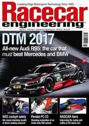 Racecar Engineering issue may17