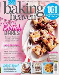 Food Heaven issue Baking Heaven April/May