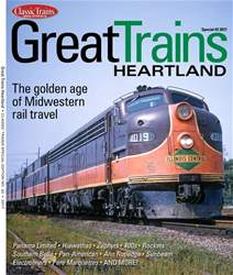 Classic Trains issue Great Trains Heartla