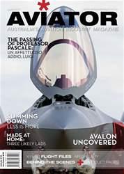 Aviator issue Apr 17