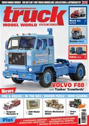 Truck Model World issue May  June 2017