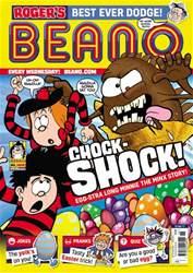 The Beano Magazine Cover