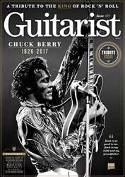 Guitarist issue May 2017