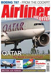 Airliner World issue  May 2017
