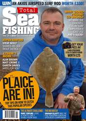 Total Sea Fishing issue May 2017