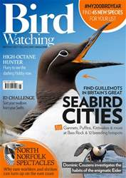 Bird Watching issue May 2017