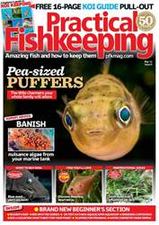 Practical Fishkeeping issue May 2017