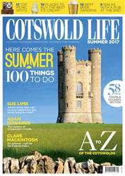 Cotswold Life issue Cotswold Life