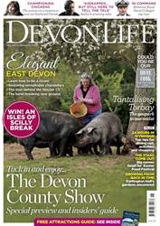 Devon Life issue May-17