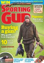 Sporting Gun issue May 2017
