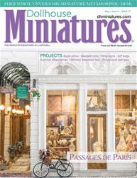 Dollhouse Miniatures issue Issue 57