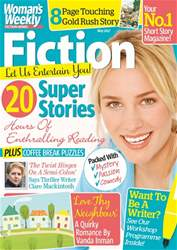 Womans Weekly Fiction Special issue May 2017