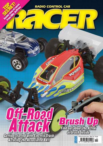Radio Control Car Racer issue Nov 2010