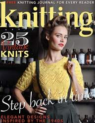 Knitting issue May 2017