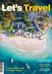 Let's Travel issue April May 2017