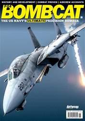 Combat Aircraft issue F-14 Bombcat