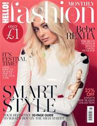 Hello! Fashion Monthly issue May 2017