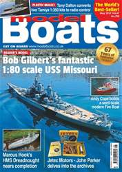 Model Boats issue May 2017