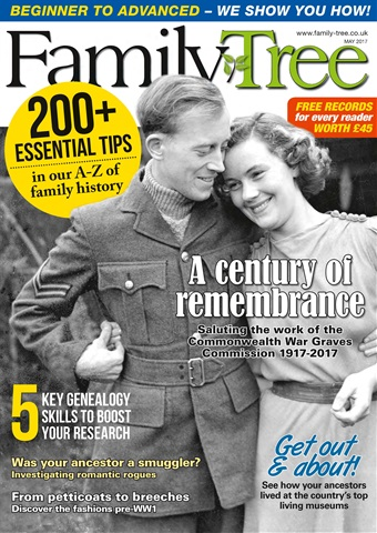 Family Tree issue Family Tree May 2017