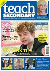 Teach Secondary issue Vol.6 No.3