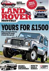 Land Rover Monthly issue May 2017
