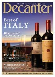 Decanter issue May 2017