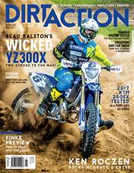 Dirt Action issue Issue#213 Apr 2017