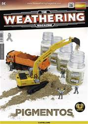 The Weathering Magazine Spanish Version issue THE WEATHERING MAGAZINE NÚMERO 19: PIGMENTOS