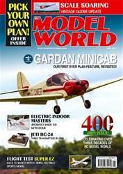 Radio Control Model World issue May 2017