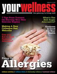 Yourwellness - The Gateway To Living Well issue Allergies