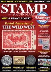 Stamp & Coin Mart issue May 2017