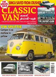 Classic Van & Pick-up issue Vol. 17 No. 6 VW Splittie