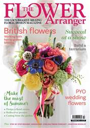 The Flower Arranger issue Summer 17