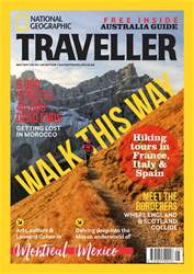 National Geographic Traveller (UK) issue May 2017