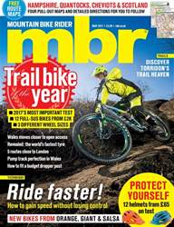Mountain Bike Rider issue May 2017