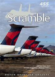 Scramble Magazine issue 455 - April 2017