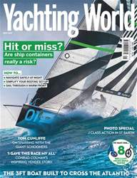 Yachting World issue May 2017