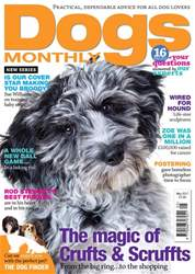 Dogs Monthly issue May 2017