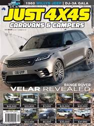 JUST 4X4S issue 17-10