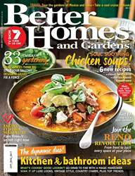 Better Homes and Gardens Australia issue June 2017