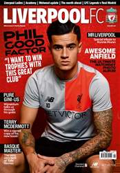 Liverpool FC Magazine issue May-17